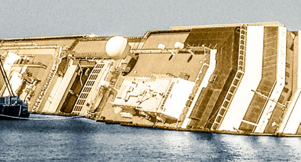 Costa Concordia, Giglio, Italy, GEOTECHNICAL SYSTEMS